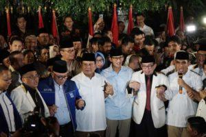 Koalisi Prabowo Didorong Jadi Oposisi Kritis Awasi Pemerintahan