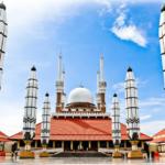 Beredar Poster Dangdutan di Masjid Agung Jateng, DKM Melapor ke Pihak Berwajib
