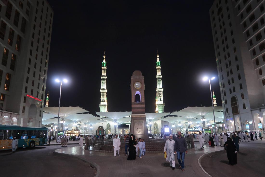 32 Ribu Jamaah Haji Indonesia Sudah Tiba di Madinah