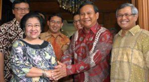 Megawati dan Prabowo Akhirnya Bertemu