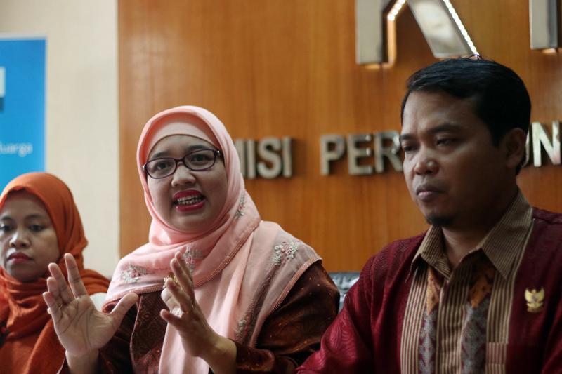 Komisioner Perlidungan Anak Indonesia (KPAI), Retno Listyarti ...