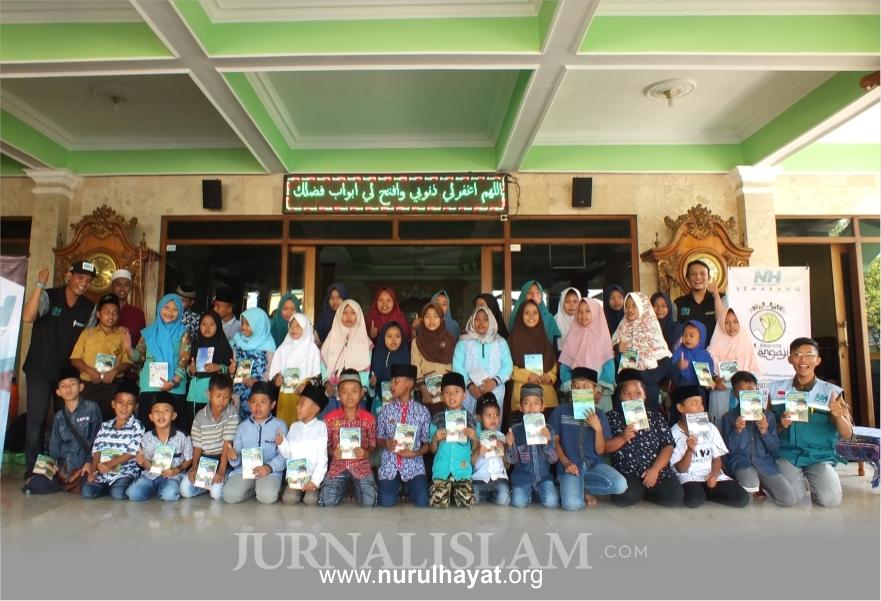 Nurul Hayat Semarang Salurkan Beasiswa untuk 754 Anak Yatim Dhuafa