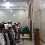 Ribuan Orang Shalatkan Jenazah Ustaz Wahyudin di Ponpes Ngruki