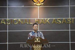 Komnas HAM Harap Laporannya Tak 'Dicueki' Presiden Jokowi