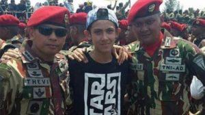 Abaikan Kaum Islamfobia Soal Enzo, TNI Diapresiasi