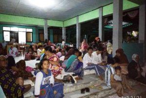 109 Rumah di Pandeglang Dilaporkan Rusak Pasca Gempa