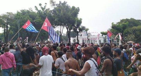 Kepala Badan Siber Tuding Ada Akun Luar Negeri Sebar Hoaks tentang Papua