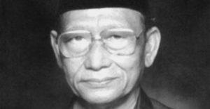 Kisah KH Ahmad Azhar Basyir, Ketua Muhammadiyah yang Berikan Kuliah Tauhid di Akademi Katolik