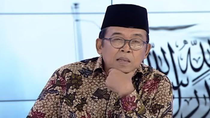 Masduki Baidlowi Ditunjuk sebagai Jubir Wakil Presiden KH Ma'ruf Amin
