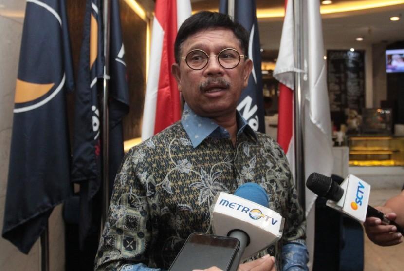 Nasdem: Ada Pihak yang Tekan Presiden Jokowi