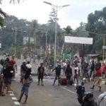 Manokwari Ricuh, Buntut Dugaan Rasisme Mahasiswa Papua di Jawa Timur