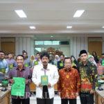 Dosen dan Mahasiswa dan Pascasrajana UIN Sunan Kalijaga Mengikuti Pembinaan Pentashihan Mushaf Al Qur'an