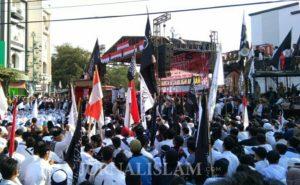 Semangat Sambut Tahun Baru Islam Sampai Ke Soloraya, Ribuan Warga Merapat