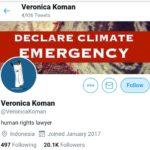 Dituding Provokasi Isu Papua di Twitter, Veronica Koman Ditetapkan Sebagai Tersangka