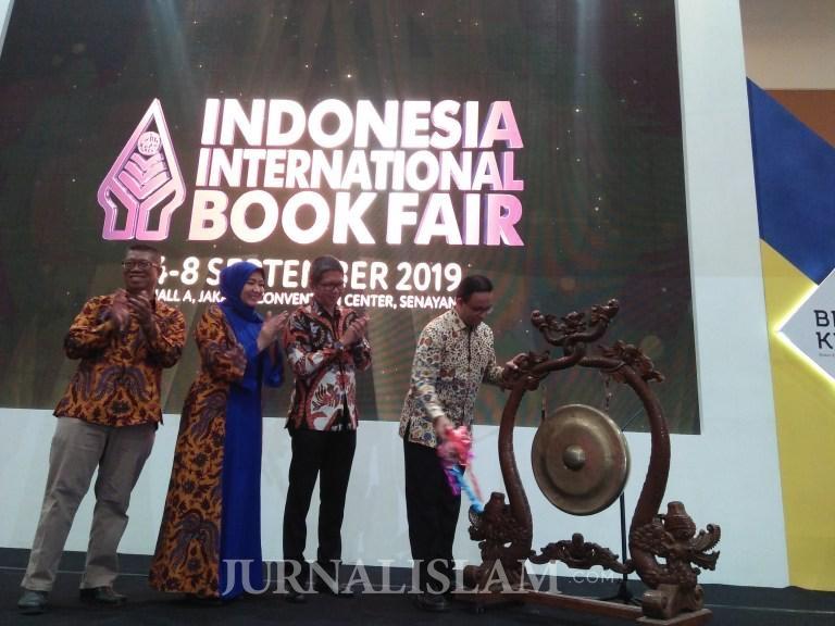 Anies Resmi Buka Indonesia International Book Fair 2019