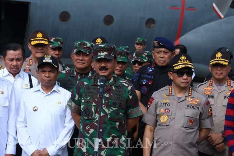 TNI Persiapkan Pasukan Pemukul Reaksi Cepat di Indonesia Timur