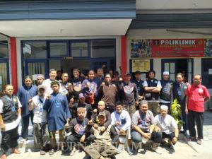 Komunitas Muslim Soloraya Berbagi Santap Bersama Napi Rutan Kelas 1 A Surakarta
