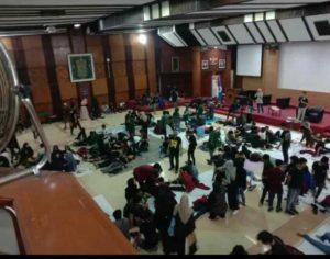Polisi Klaim Tak Ada Korban, Mahasiswa Bandung: 92 Orang Terluka