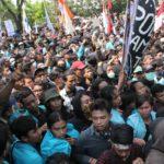 Aliansi Masyarakat untuk Keadilan dan Demokrasi Buka Posko Pengaduan Mahasiswa Hilang