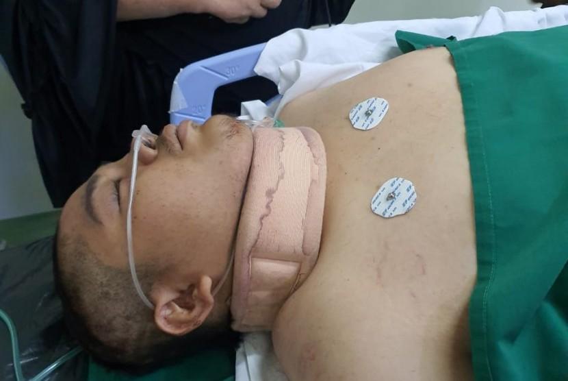 Mahasiswa Universitas Al Azhar Kritis, Pendarahan Diotak hingga Patah Tulang