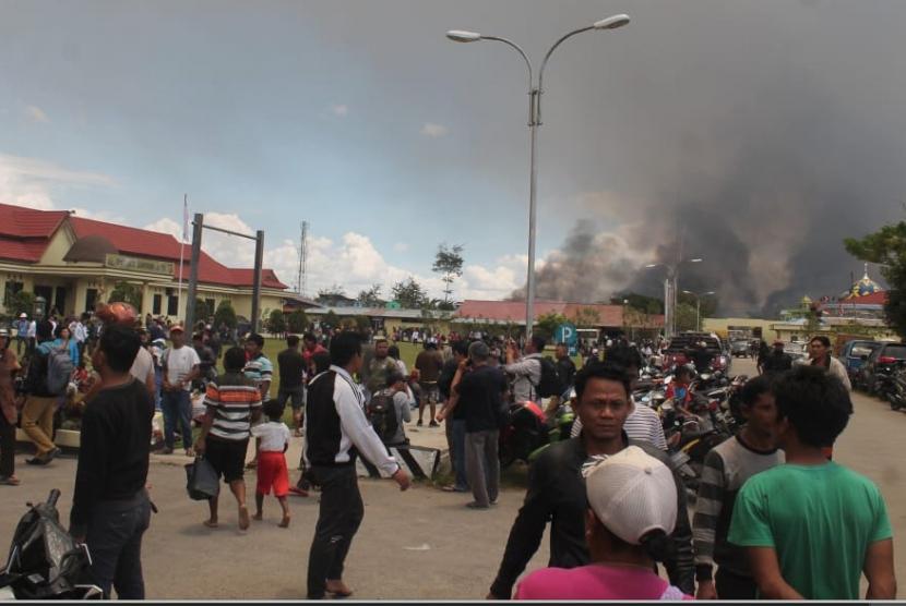 Mahasiswa, Papua, dan Perang Asimetris di Indonesia