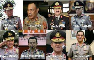 Peneliti: Indonesia Berpotensi Jadi Negara Polisi