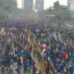 LBH Ungkap Dugaan Kasus Kekerasan Aparat Saat Demo Mahasiswa