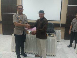 Peduli Kondisi Negeri, Fuimara dan Ormas Magelang Kunjungi TNI-Polri