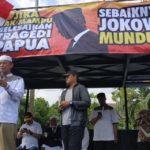 Presiden Jokowi Didesak Mundur Bila Tak Bisa Tangani Konflik Wamena