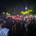 Organisasi Pemuda Solo Gelar Doa Bersama dan Aksi Solidaritas Mahasiswa yang Meninggal