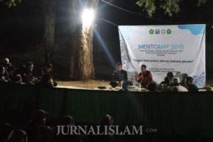 Pererat Silaturahmi Antar Anggota, LDK An-Naml Gelar Mentcamp di Sukoharjo