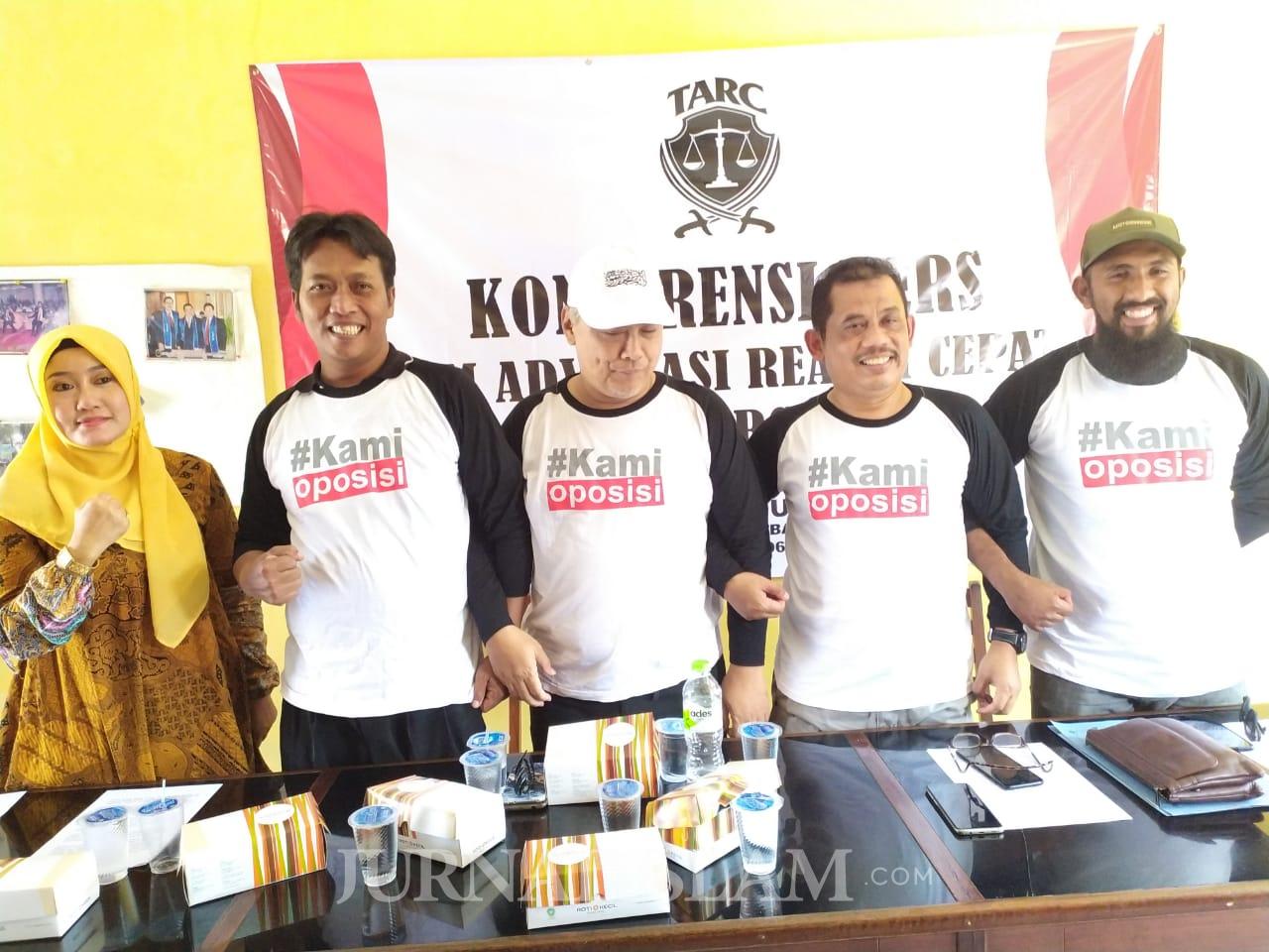 Prabowo Merapat ke Pemerintah, Gerakan #KamiOposisi Dideklarasikan