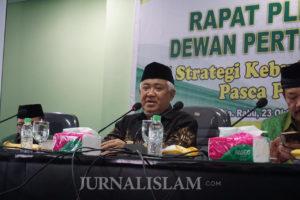 Din Minta Presiden Jokowi Hati-hati Kaitkan Radikalisme dengan Islam