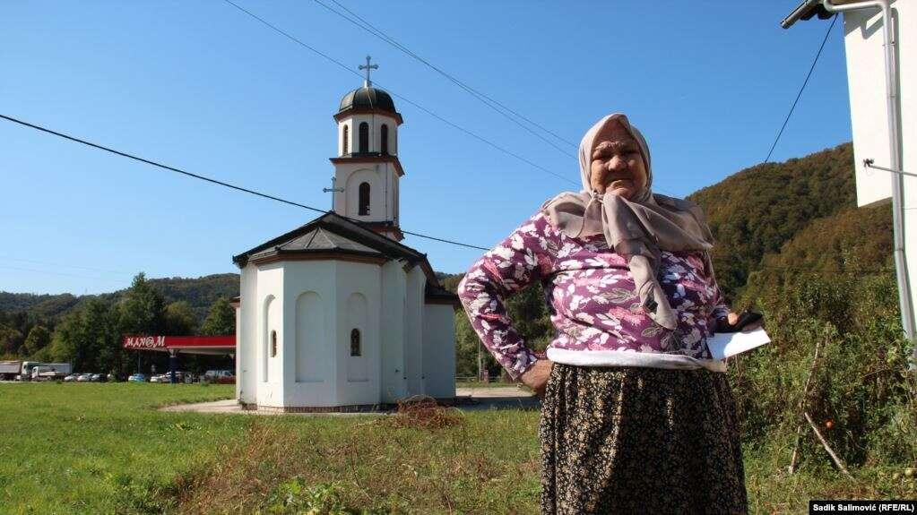 EHCR Perintahkan Bosnia Pindahkan Gereja dari Lahan Milik Wanita Muslim