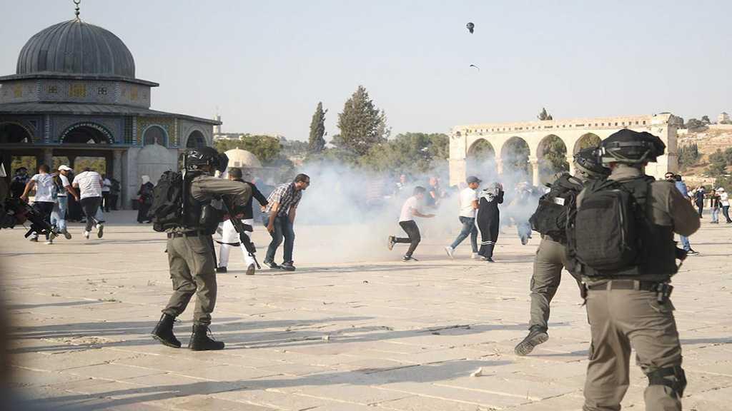 Baru Gencatan Senjata, Israel Kembali Serbu Masjid Al Aqsa