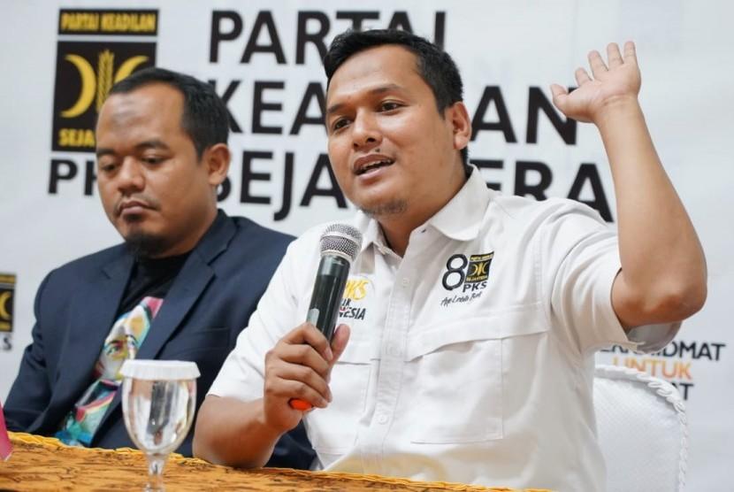 PKS: Silakan Berbagi Kue Kekuasaan, Kami Tetap Oposisi