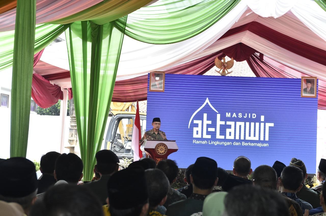 Haedar: Masjid Muhammadiyah Harus Memancarkan Nilai Islam yang Mencerahkan