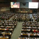 Belum Sehari Dilantik, 290 Anggota DPR Absen di Rapat Paripurna