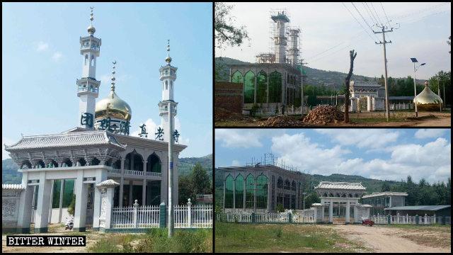 Hapus Identitas Agama, PKC 'Menasionalisasi' Semua Masjid di Ningxia