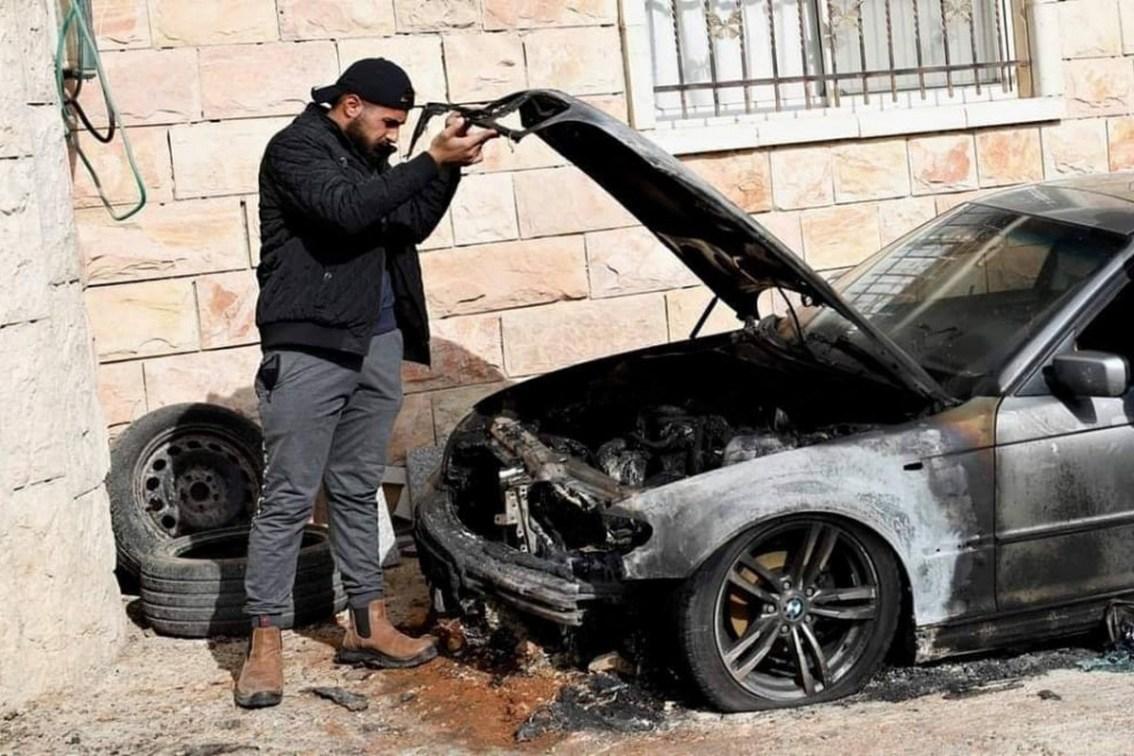 Puluhan Mobil dan Rumah Warga Palestina Divandalisme Pemukim Israel