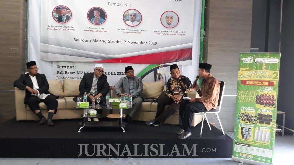 NACC Gelar Diskusi Publik Ungkap Kontribusi Umat Islam Untuk Keberkahan Bangsa