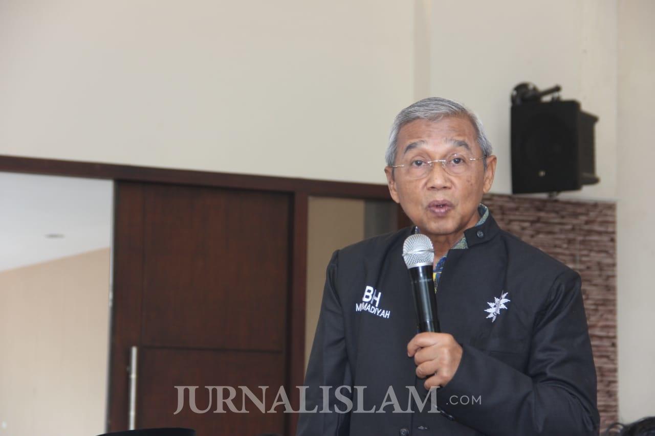 Laporkan Penganiayaan Relawan, Muhammadiyah: Polri Bukan Alat Kekuasaan