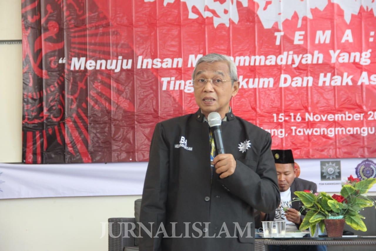 Eks Ketua KPK: Perilaku Politik Elit Jauhkan dari Nilai Pancasila