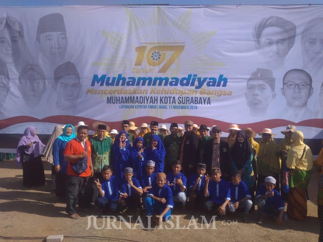 107 Tahun Muhammadiyah Membangun Negeri