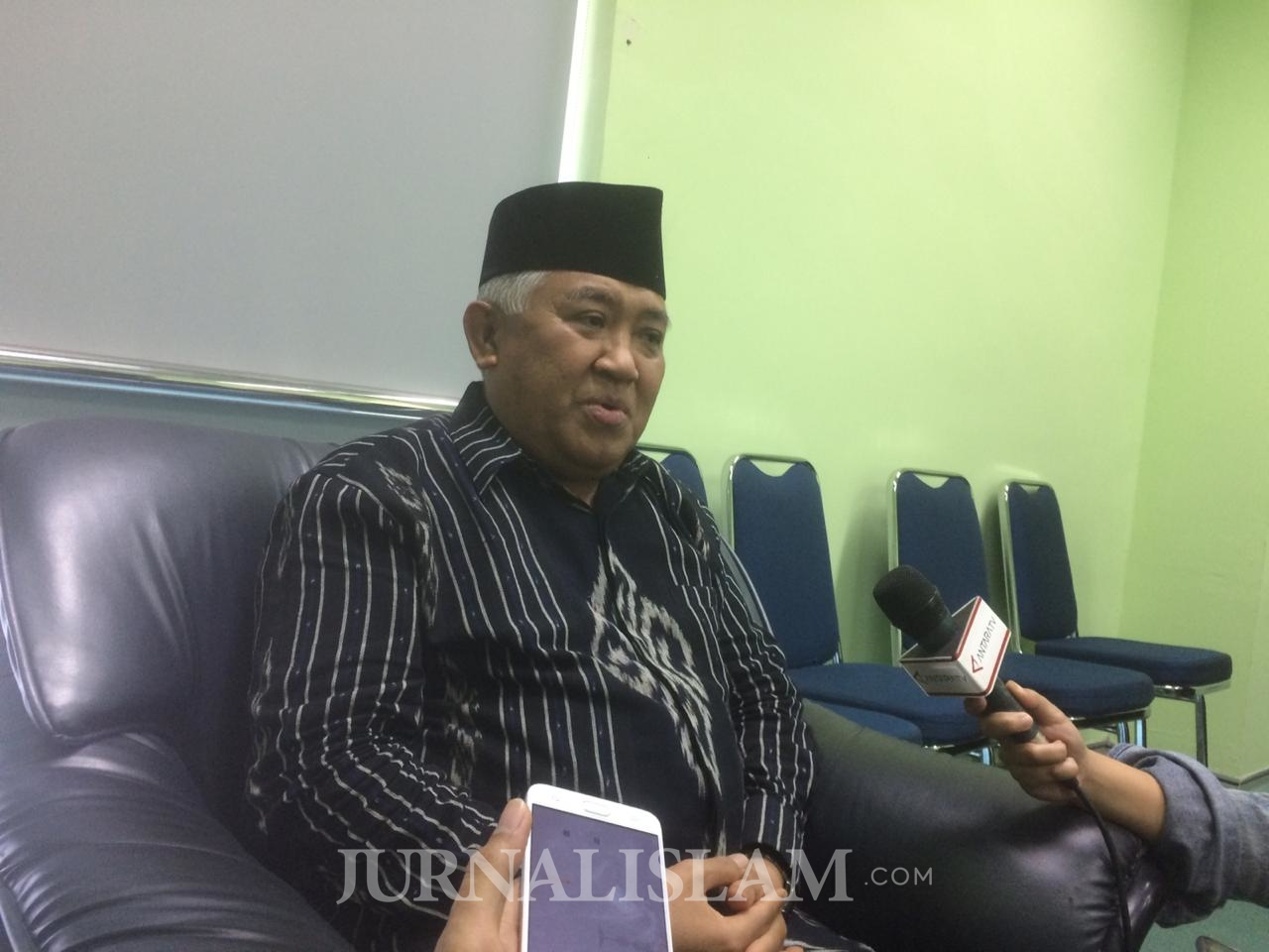 Din Syamsuddin Ungkap Syarat Pemakzulan dalam Ajaran Islam