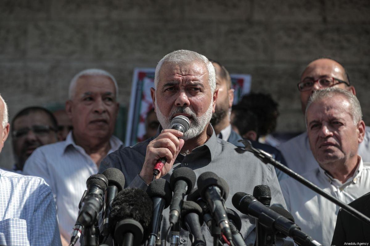 Hamas: Serangan Israel Tidak Akan Meruntuhkan Semangat Persatuan Kami