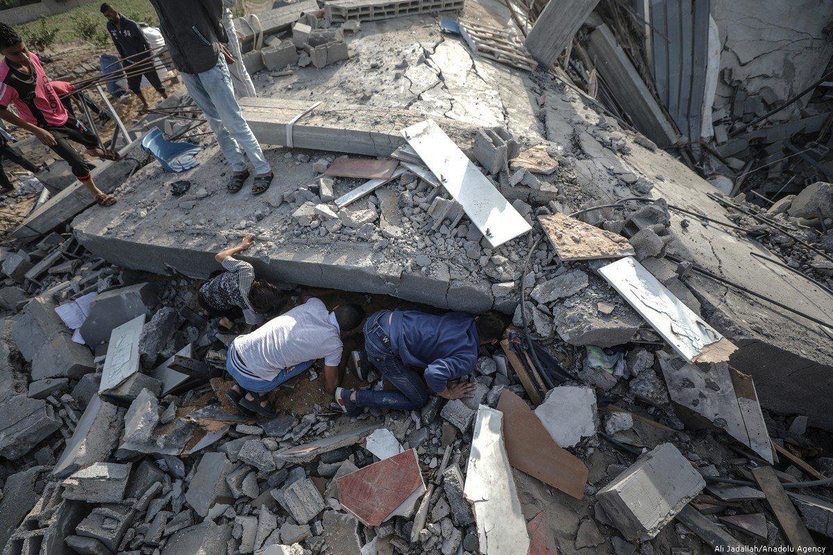 Israel Peringatkan Hamas Untuk Tak Ikut Tembakan Roket