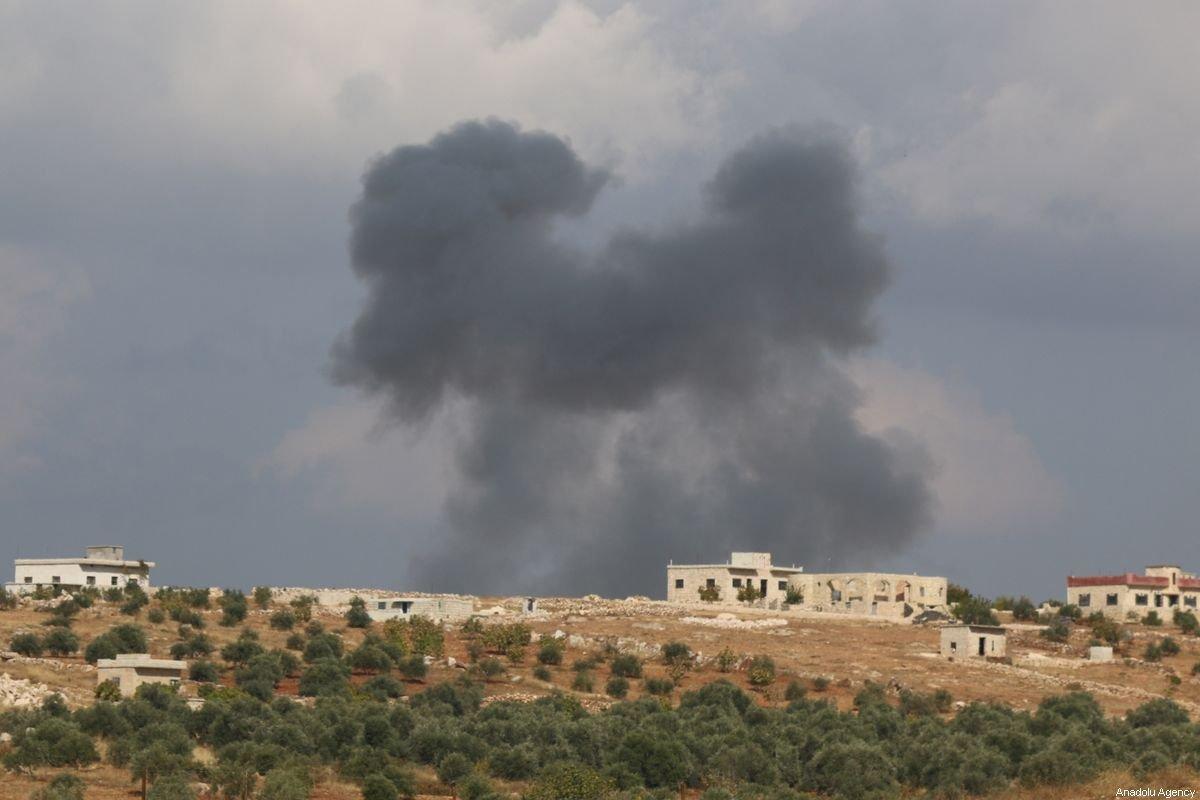 Langgar Zona De-eskalasi, Serangan Udara Rusia Tewaskan 3 Warga Idlib