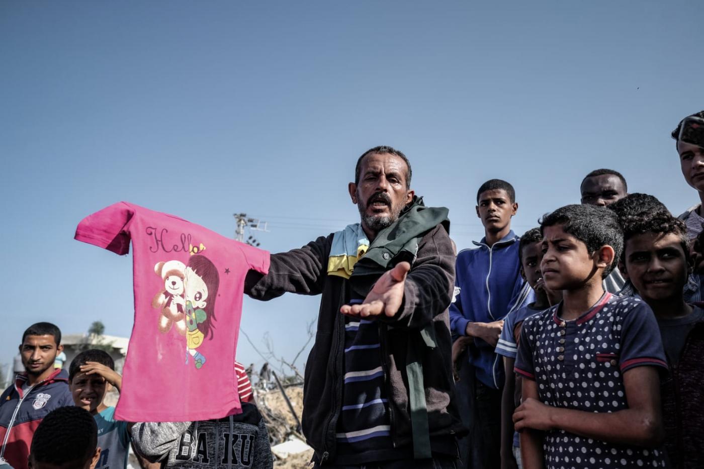 Bantai Keluarga Al-Sawarka, Israel: Kami Mengira Rumah Itu Kosong