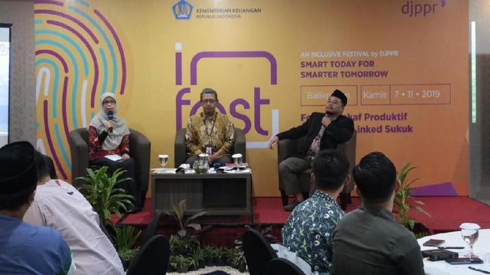 Wakaf Produktif Terbukti Kembangkan Inovasi Keuangan Syariah